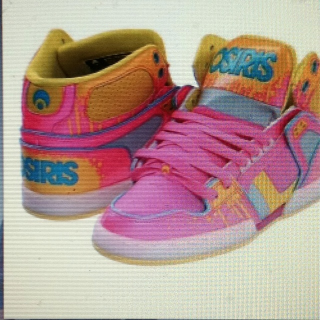 Osiris shoes so cool
