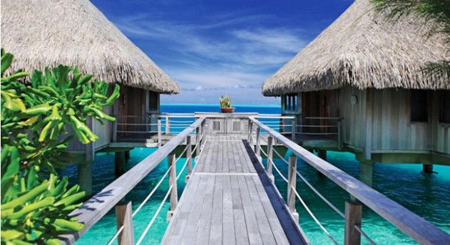 hilton bora bora nui resort luxus hotel südsee