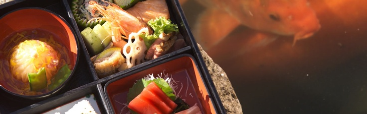 Yamazato Restaurant (in Hotel Okura): exquisite cuisine of the only traditional Japanese restaurant in Europe to have been awarded a Michelin star.