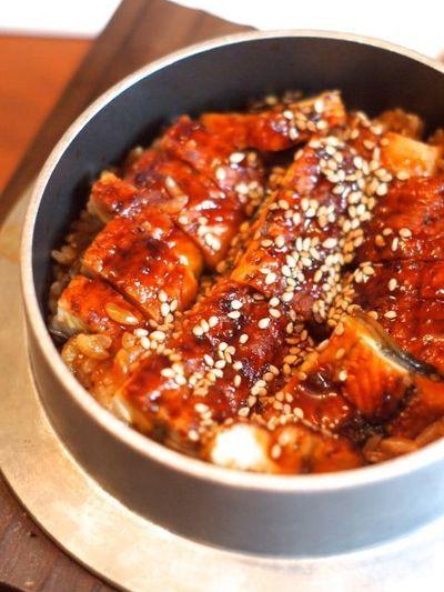 たまには料理をおやすみ、お昼は釜寅の「うなぎまぶし」で by ほかとも ...