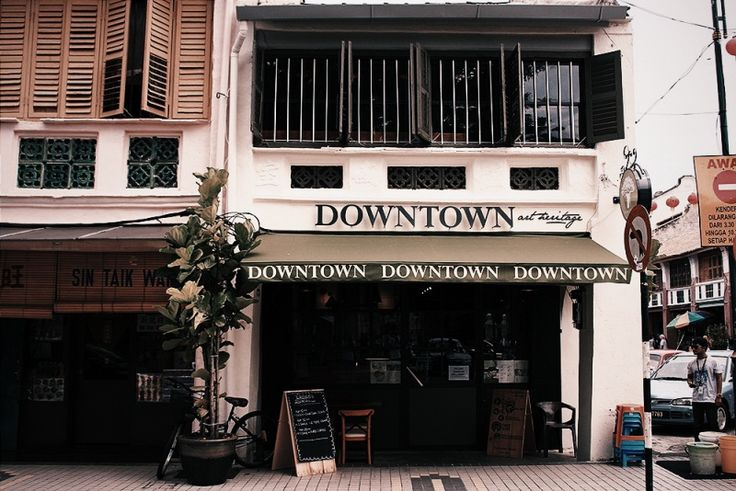 Downtown Cafe #cafehopping #cafe #interiorcafe