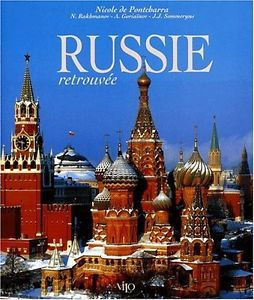RUSSIE-RETROUVEE-Nicole-de-Pontcharra-Vilo-Ed-2001
