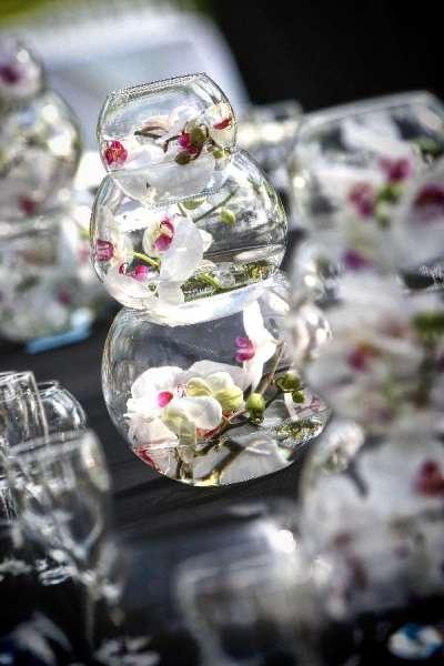The best fish bowl centerpieces ideas on pinterest