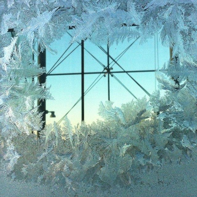 Frozen windows