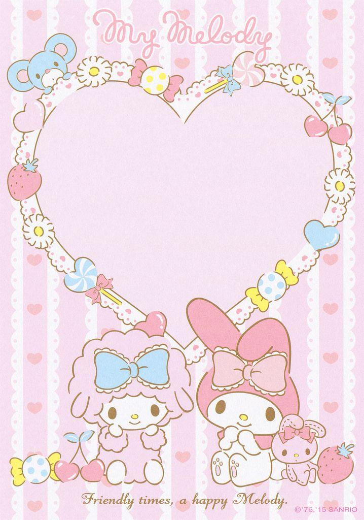 Sanrio My Melody Memo (2015) | by Crazy Sugarbunny