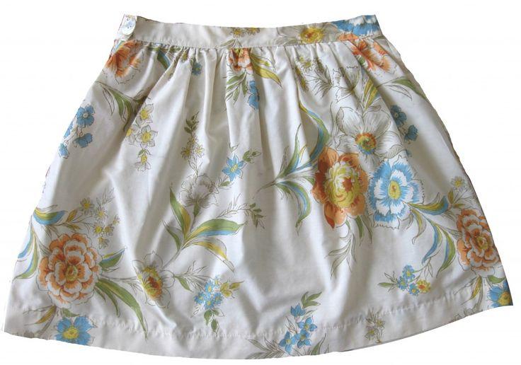 #diy skirt #dirndl skirt
