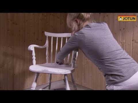 Giv nyt liv til dine kære gamle møbler! | MalerRåd.dk