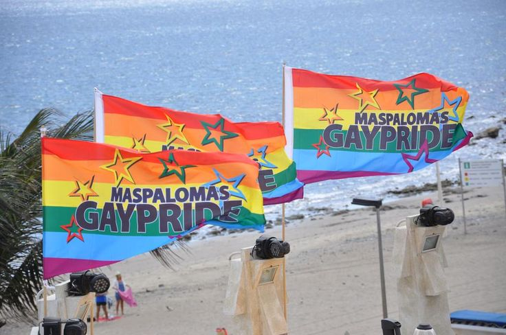 ¡Ya queda menos para disfrutar del Maspalomas Gay Pride! Date prisa y no olvides reservar tu alojamiento con HoTraWo.
