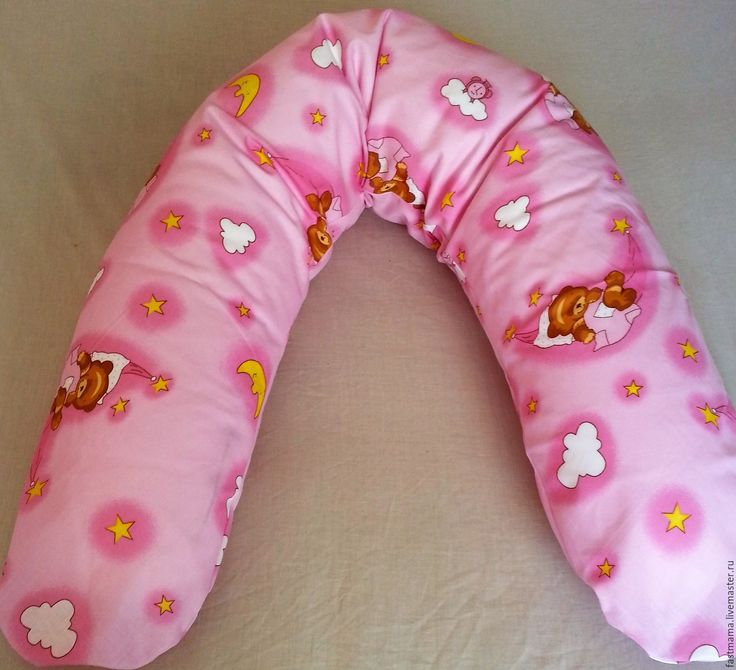 Купить ПОДУШКА ДЛЯ БЕРЕМЕННЫХ и КОРМЛЕНИЯ. Наполнитель гранулы Пенополистирол - подушка для беременных, подушка для кормления