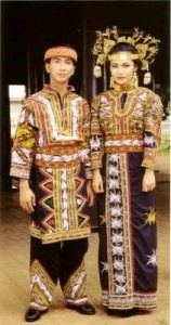 Wedding Dress from Aceh - Indonesia