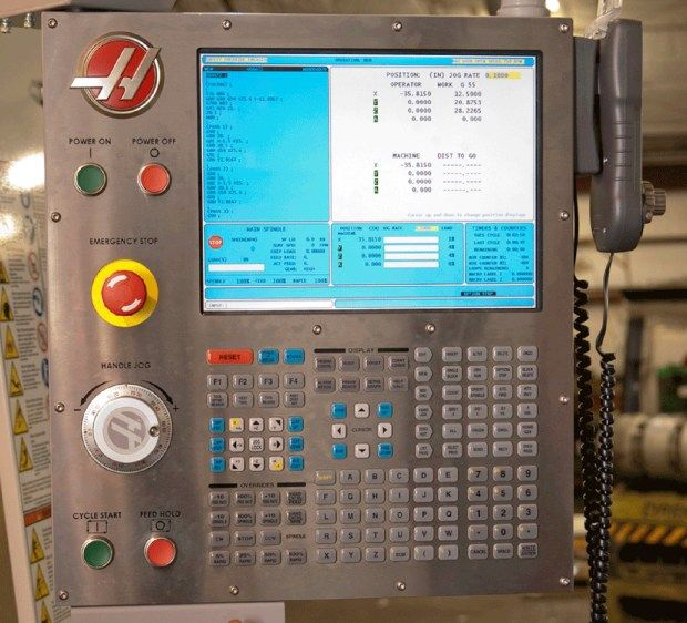 Haas CNC Controller | CNC 101 Class | Diy cnc, Cnc, Cnc