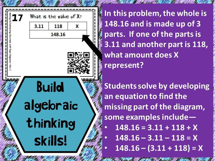 25 best Strip Diagrams images on Pinterest | 4th grade math, Equation and Task cards