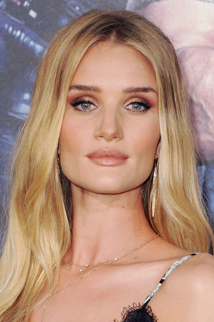 See How To Get Rosie Huntington-Whiteley's Transitional