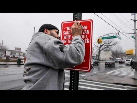 Jay Shells Drops Rap Quotes, His Most Site-Specific Street Art Project Yet