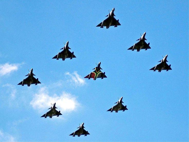 Denel Aviation. Denel Aviation. Cheetah Fighter Jets.