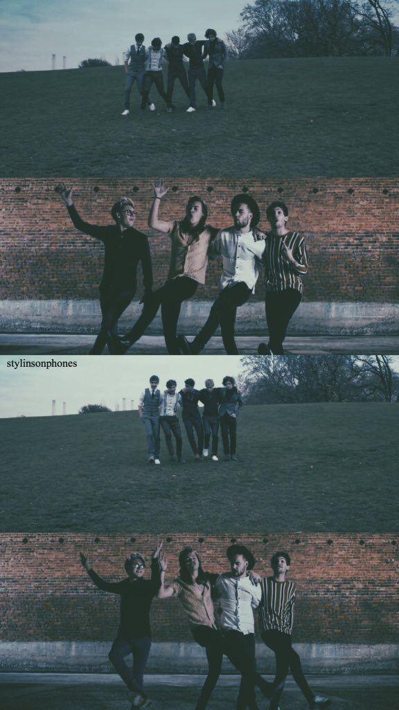 "One Direction ""History MV"" Lockscreen • ctto: @stylinsonphones"