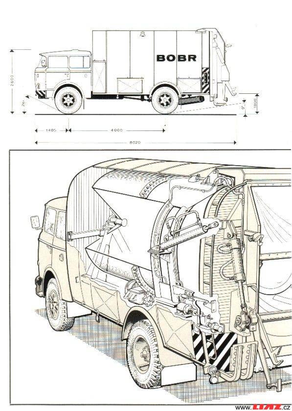 LIAZ.cz - stránky o vozech Liaz