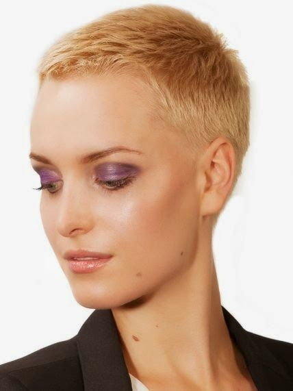 pixie buzz cut ideas