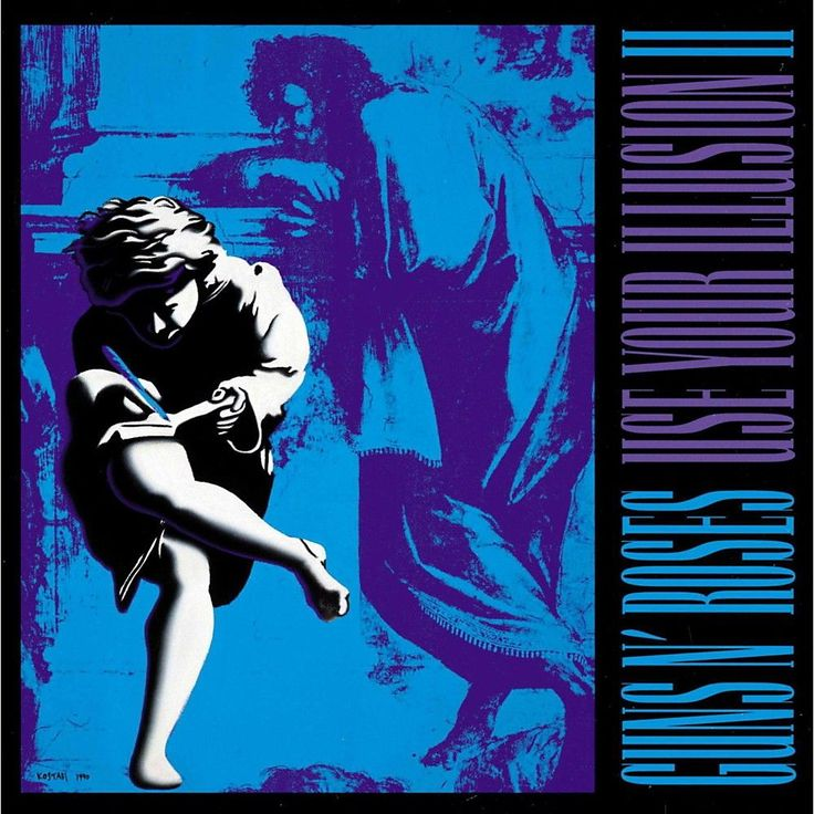 Universal Music Group Guns N' Roses - Use Your Illusion I (EX)