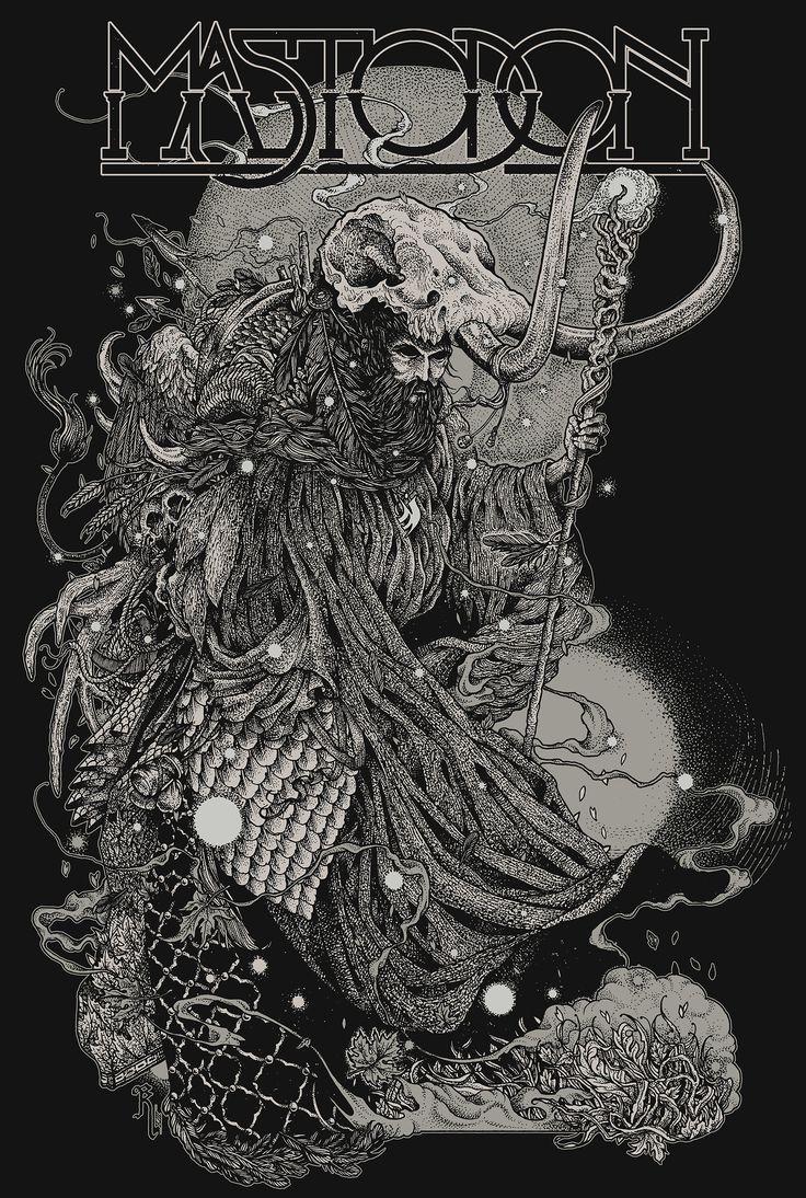 Mastodon - Richey Beckett ----