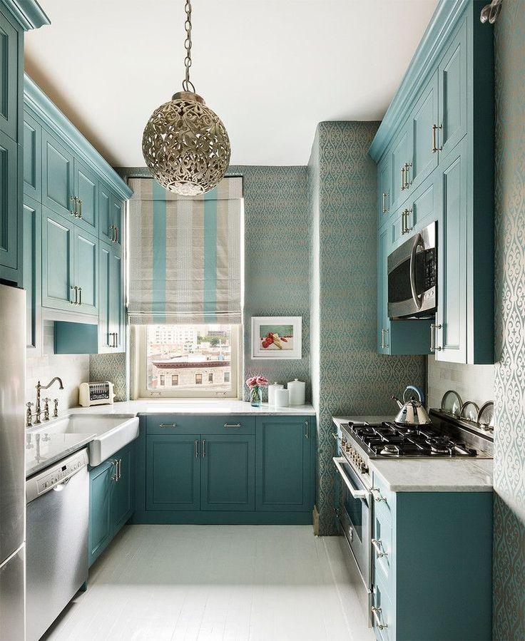 Дизайн кухни 7 кв.м. — варианты практичных планировок