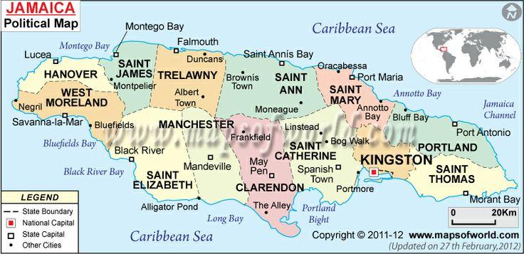 Beautiful Jamaica!