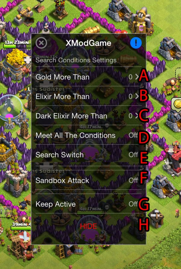 Hack De Tous Les Jeux Iphone Ipad Via Xmodgames Clash Of Clans Tuto4you Clash Of Clans Hack Clash Of Clans Clash Of Clans Gems