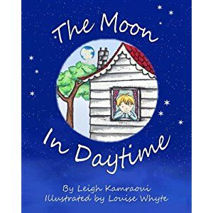 #BookReview of #TheMoonInDaytime from #ReadersFavorite - https://readersfavorite.com/book-review/the-moon-in-daytime  Reviewed by Jessyca Garcia for Readers' Favorite  The Moon in Daytime by Leigh Kamraoui is a cute tale. Alex wonders why the moon is still in the sky in the daytime. He sets out to question some night-time animals as to why. The animals all have different answers, but none of them satisfy Alex.   Leigh Kamraoui did a great job on this book. I decided to read The Moon in…