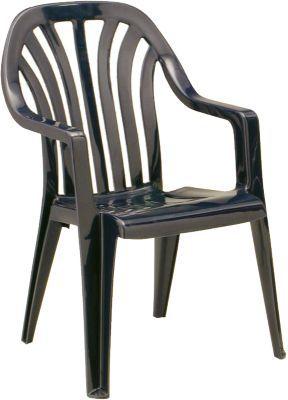 #Unisex #Kunststoff #Gartenstuhl #Lara #stapelbar #anthrazit Der Gartenstuhl ´´Lara´´ mit attraktivem Mattglanzeffekt besteht aus stabilem Kunststoff, welcher wetterfest und UV-beständig ist. Dadurch kann der Stuhl auch über längere Zeit im Freien bleiben, ohne wetterbedingten Schaden zu nehmen. Wenn der Stuhl gerade mal nicht gebraucht wird, dann lässt er sich mit anderen seiner Art stapeln. Somit handelt es sich um einen sehr platzsparenden Artikel. - attraktiver Mattglanzeffekt…