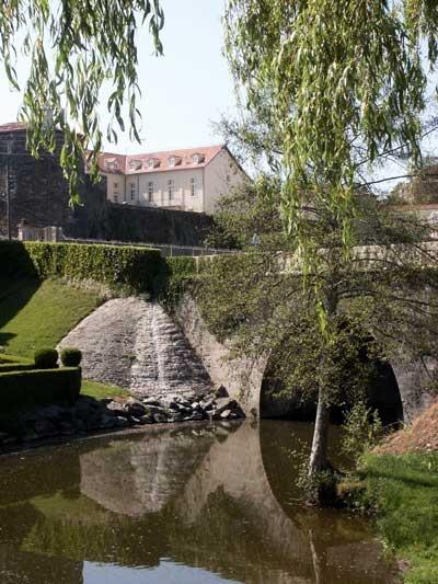 Vouvant ~ Pays de la Loire. Love going here! Not far from where I live!