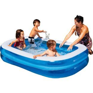 Buy Chad Valley 400L Rectangular Paddling Pool at Argos.co.uk - Your Online Shop for Pools and paddling pools.