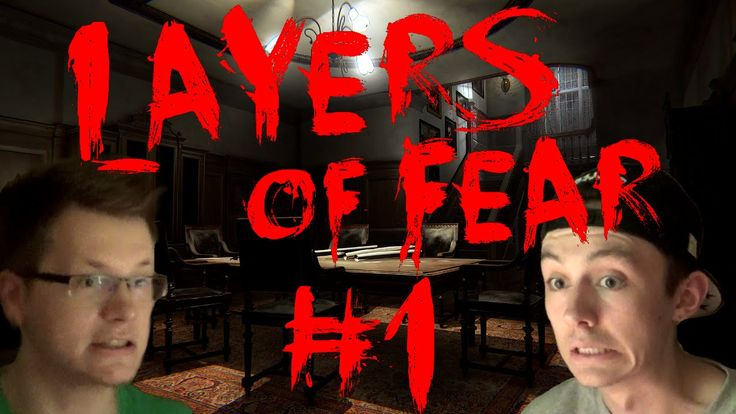 """here's the first epic part of our lets play together """"Layers of Fear"""" :) :D if u want to be a part of our AMAZING community pls subscribe us on our channel 