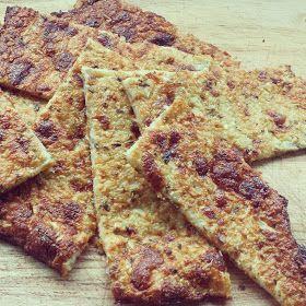 """Life is what you're cooking : """"Platbrood"""" van bloemkool"""