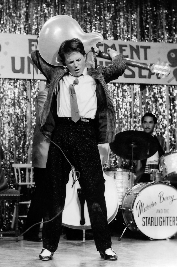 Michael J. Fox   Back to the Future (1985)