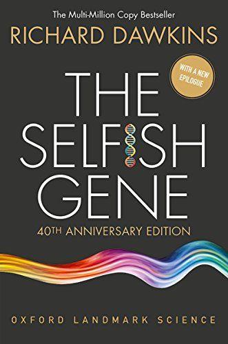 The Selfish Gene: 40th Anniversary edition (Oxford Landma... https://smile.amazon.com/dp/B01GI5F2FS/ref=cm_sw_r_pi_dp_upgwxb2SN1K9T