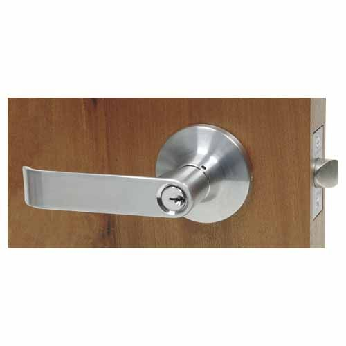 Leonardo Entrance Set Satin Chrome. Door FurnitureDoor ...  sc 1 st  Pinterest & 8 best Door Handles images on Pinterest   Door furniture Door ...