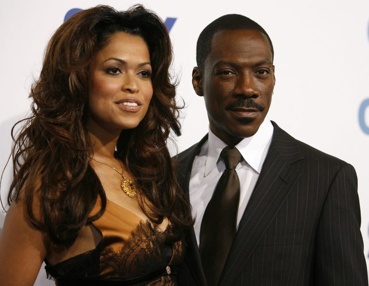 Eddie Murphy and Tracey Edmonds Duration: 2 Weeks  Eddie and Tracey had a non-binding ceremony in 2008. They said they would have an official wedding later but it didn't happen.