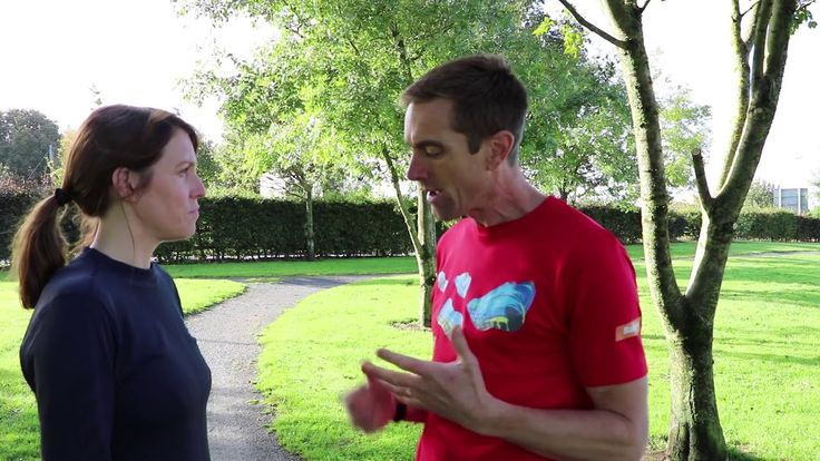 Alice's Run For Life Video Blog | Fitness advice with Seamus