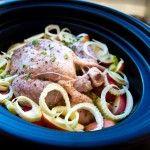 Underbart god gryta som går lätta att laga.  Laga i Crock Pot eller vanlig ugn. Perfekt såväl till påsk som till en kall höstdag.