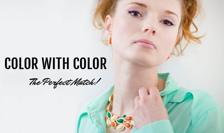 Color With Color - The Perfect Match!