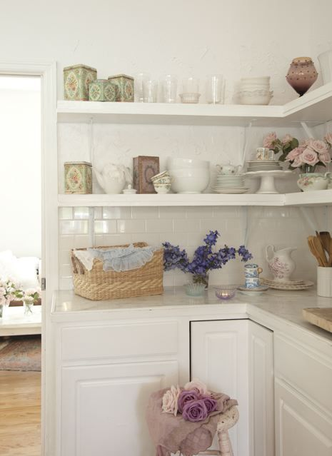 1000 ideas about country kitchen shelves on pinterest. Black Bedroom Furniture Sets. Home Design Ideas