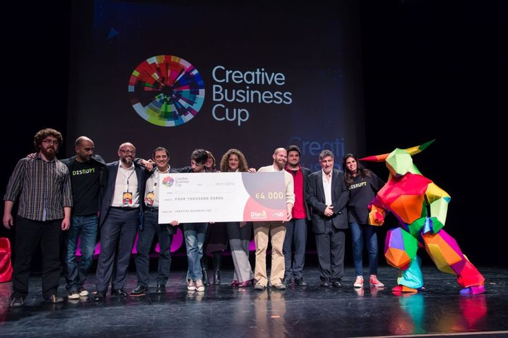 Creative Business Cup - Industry Disruptors