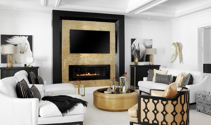 ▷ 1001 + ideen für moderne Wohnzimmer im 2018 – Theresa Felix