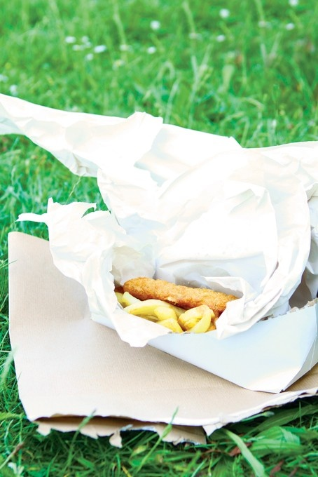 The New Zealand Food Culture #Kai #Maori #Maara the old fish and chips - Few years back, the New Zealand Shipping Industry merged with the New Zealand Fisheries Department to become Fish and Ships - funny
