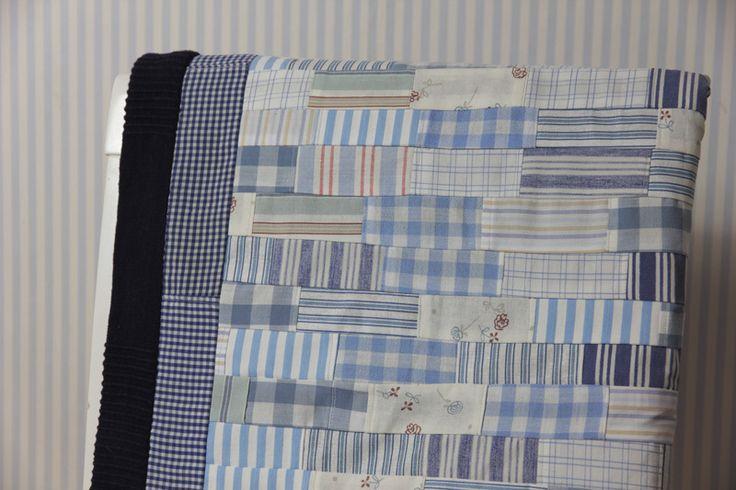 patchwork błękitny w OFFU shop na DaWanda.com