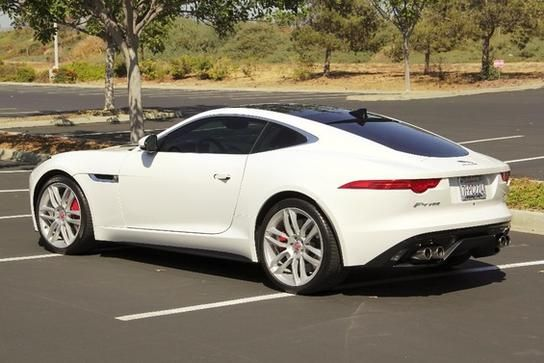 Cars for Sale: Used 2015 Jaguar F-TYPE in R, Carlsbad CA: 92009 Details - Coupe - Autotrader