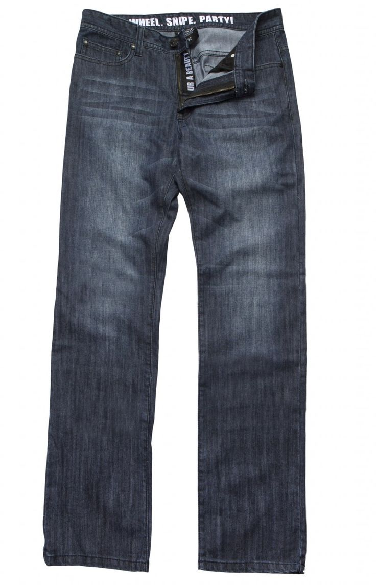 Gongshow Beauty Fit Jeans For Hockey Players - Dark | US
