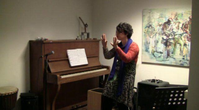 Maria Mazarakis op Inspiratiepodium in Inspiratiehuis Arnhem on Vimeo