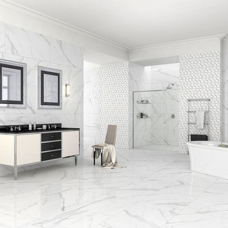 12 best Marble looking Tiles images on Pinterest