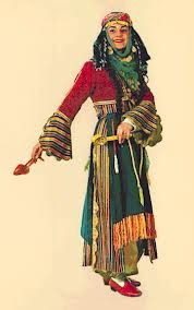 Turkish traditional costume